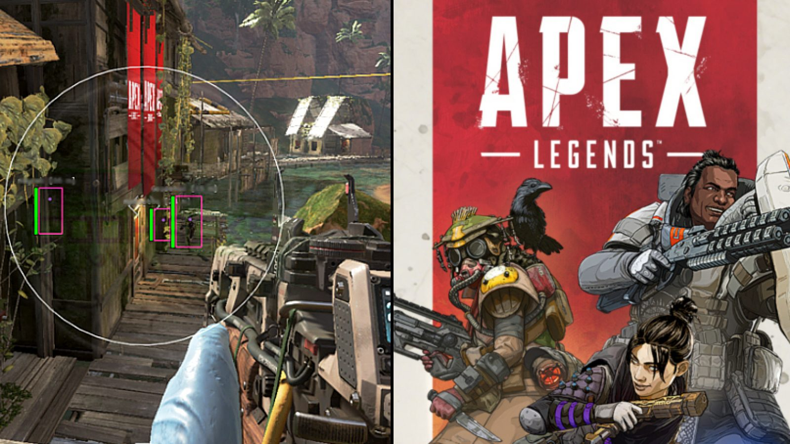 pro player apex legends dropped cheating live on stream