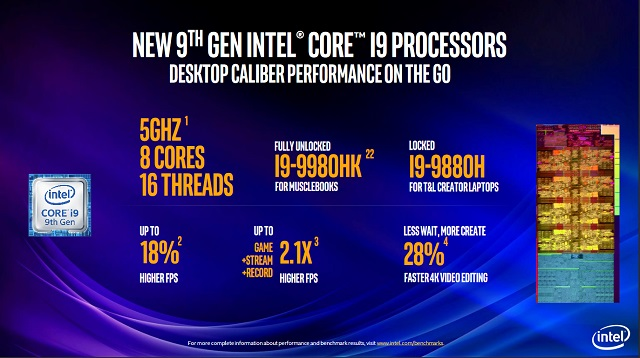 9th gen intel 8