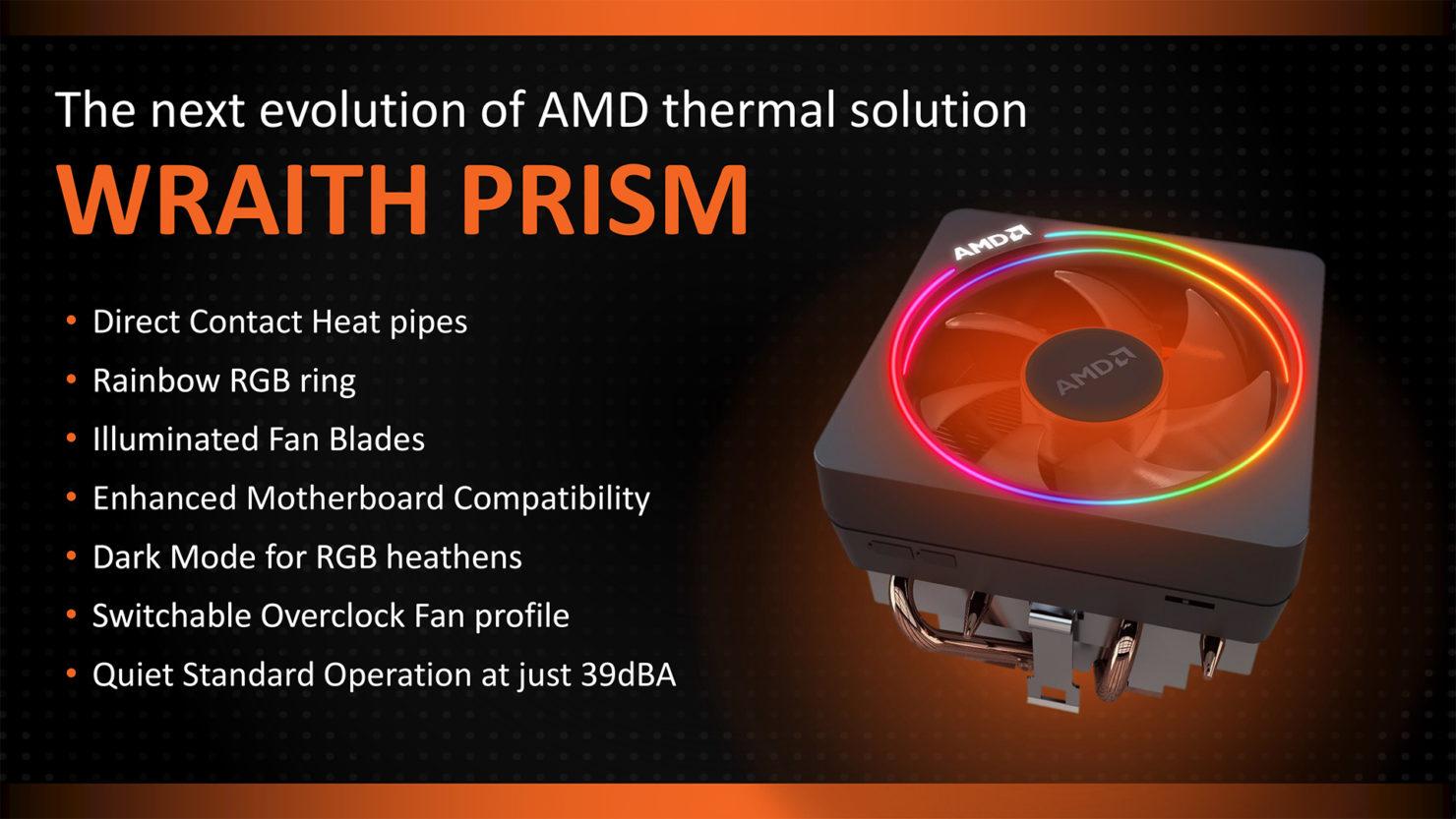 AMD Ryzen 7 2700X 50th Anniversary Edition 2