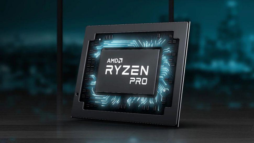 AMD Ryzen Pro mobile Gen2 1