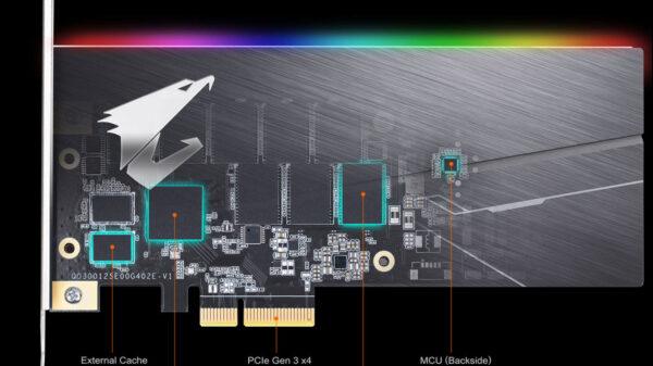 AORUS SSD NVMe RGB 3