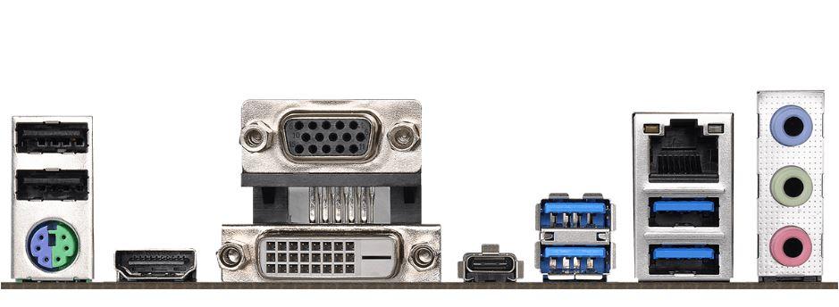 ASRock B365M Pro4 2