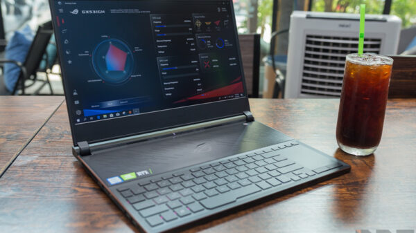 ASUS ROG Zephyrus GX531 RTX Review 17