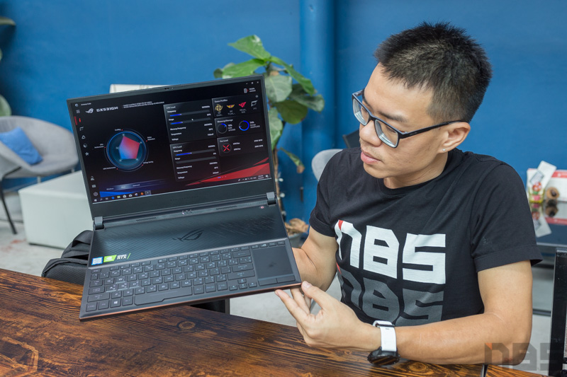 ASUS ROG Zephyrus GX531 RTX Review 28