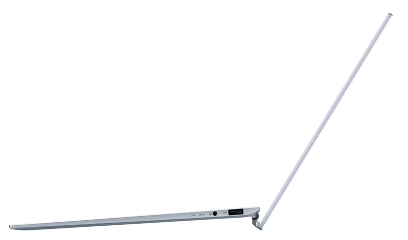 ASUS ZenBook S13 UX392 ErgoLift for comfortable typing copy