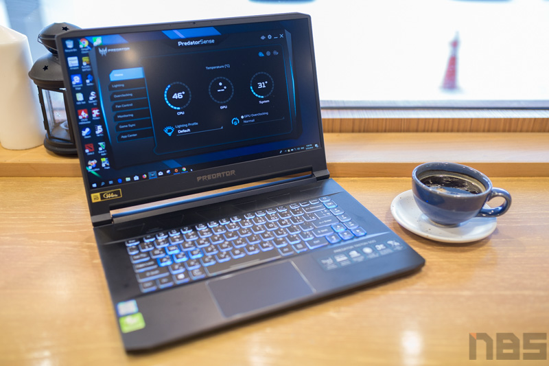 Acer Predator Triton 500 2019 Review 53