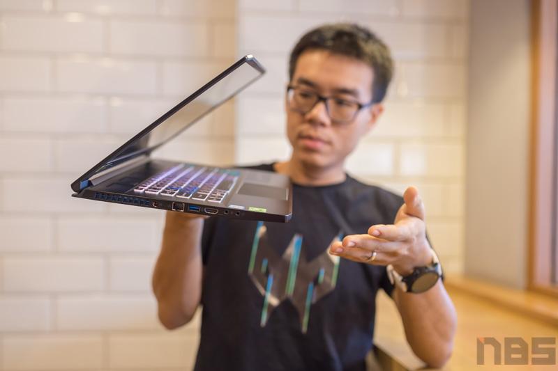Acer Predator Triton 500 2019 Review 82