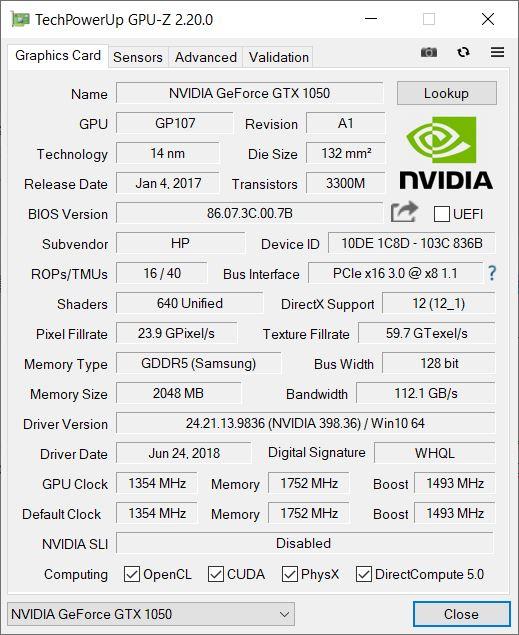 GPU Z v2200