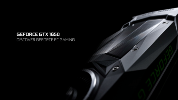 GeForce GTX 1650 1