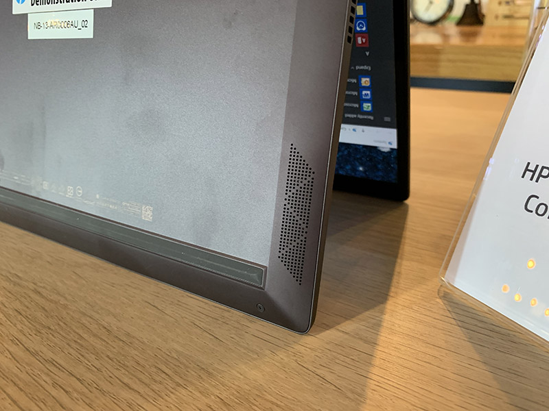 HP ENVY 13 x360 model 2019 Preview p13