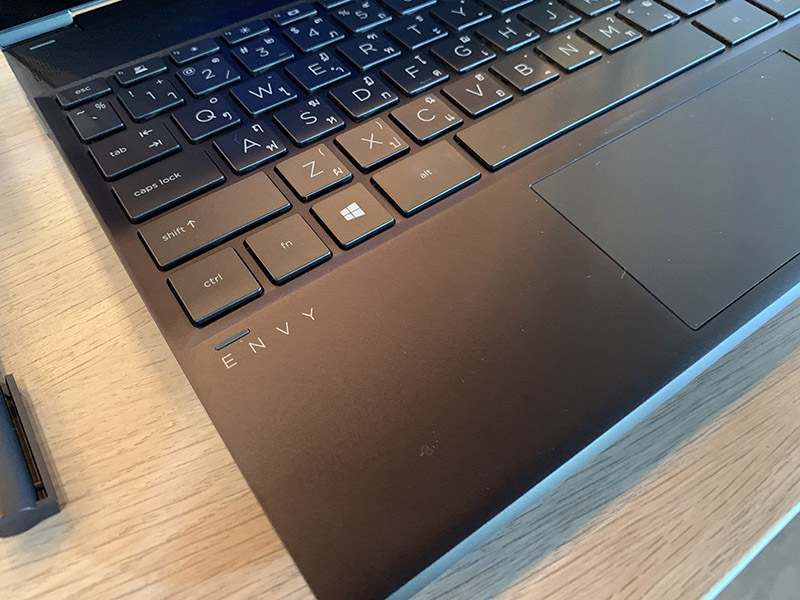 HP ENVY 13 x360 model 2019 Preview p3