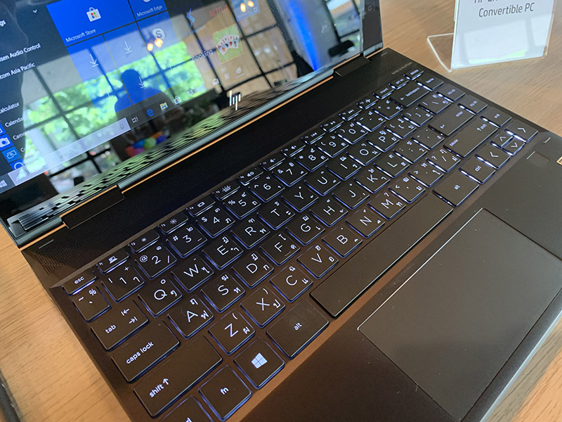 HP ENVY 13 x360 model 2019 Preview p5