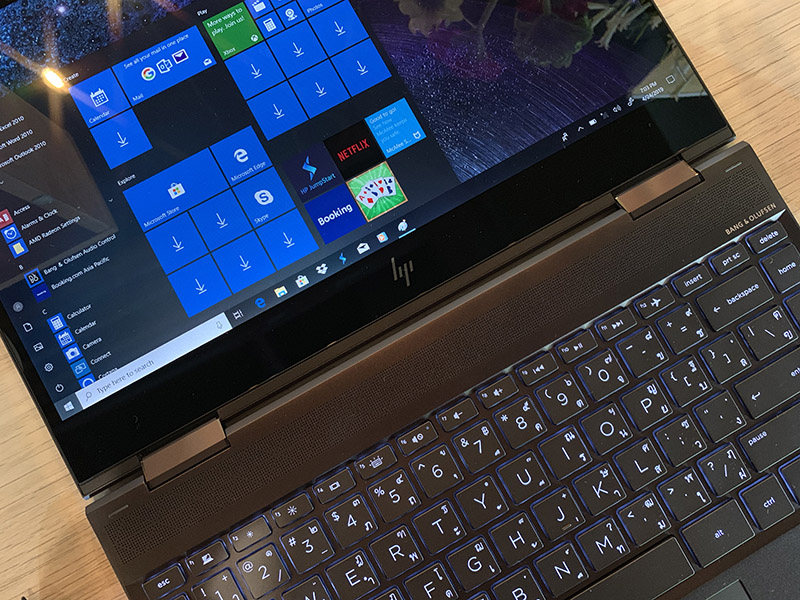 HP ENVY 13 x360 model 2019 Preview p7