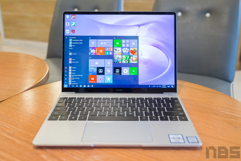 Huawei MateBook 13 Review 3