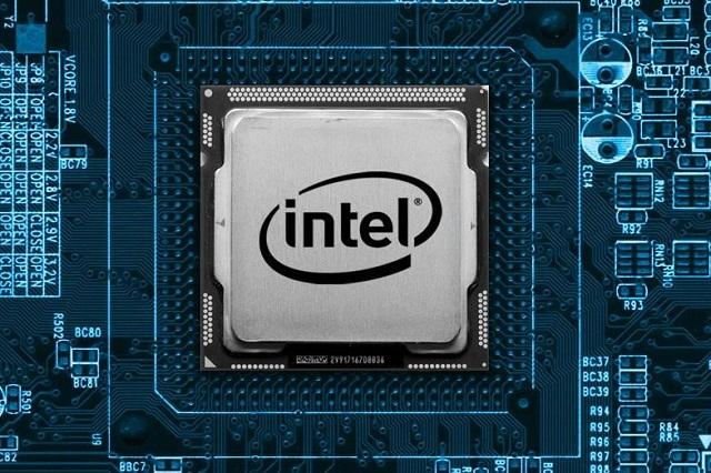 Intel CPU 1