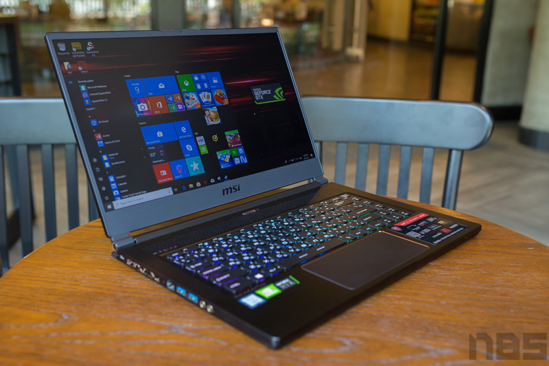 MSI GS65 8SE Review 39