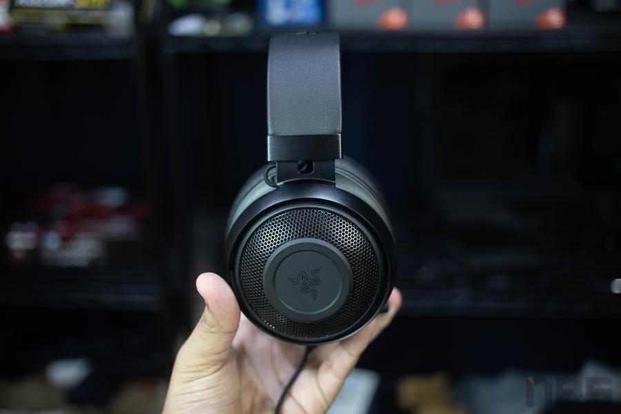 Razer Kraken headset 10