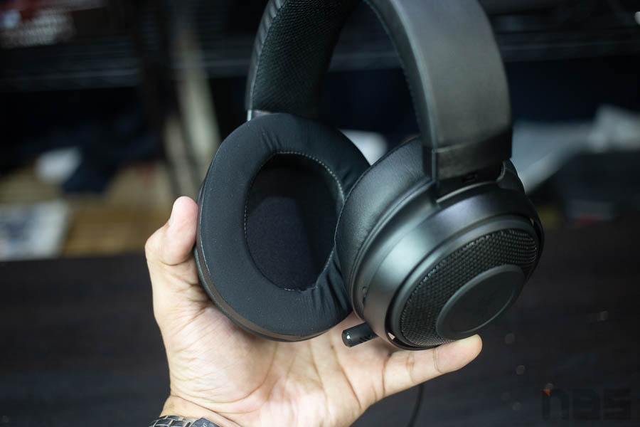 Razer Kraken headset 11