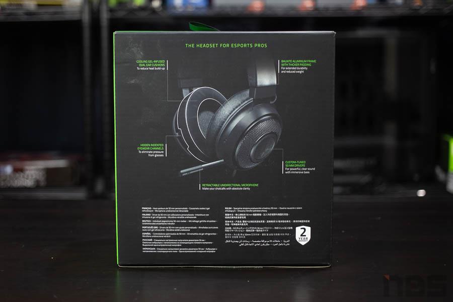 Razer Kraken headset 2
