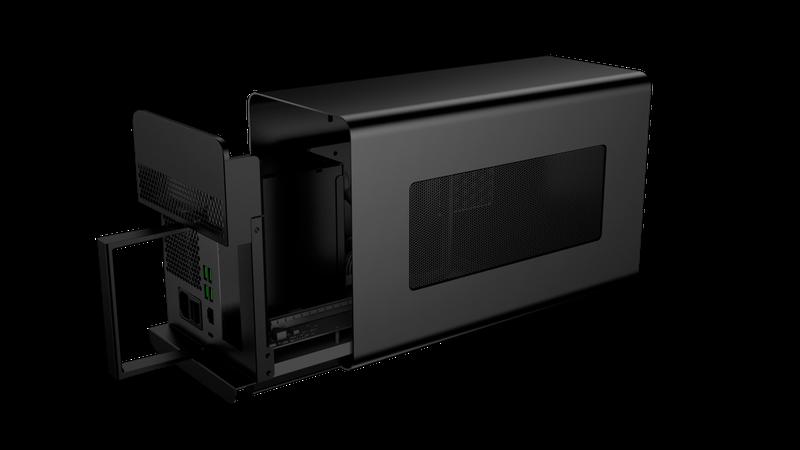 Razer Core X Chroma 2019 3 Slide Tray