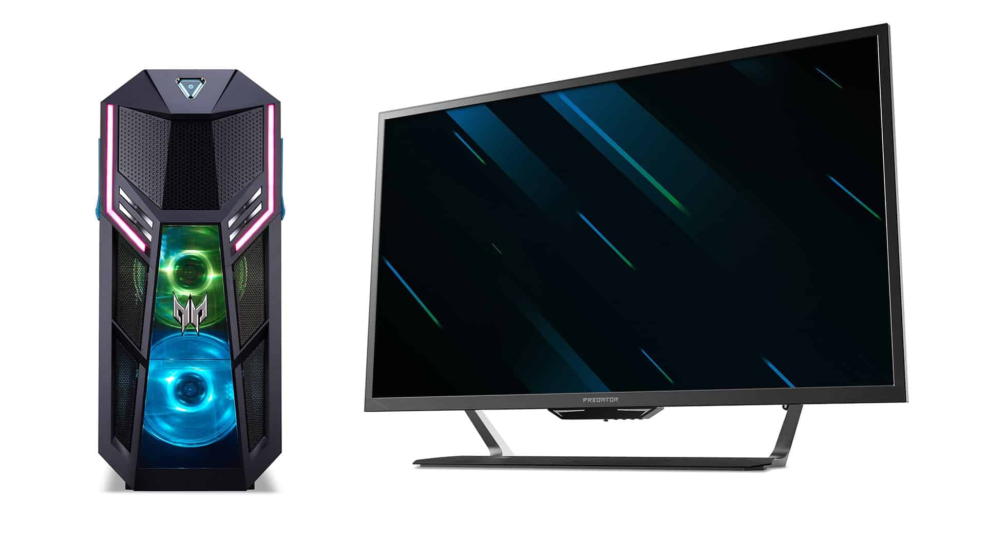 Vamers Technology Acer Predator Orion 5000 and new screen 01