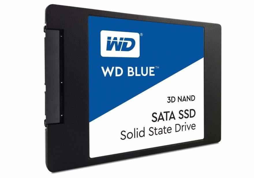 WD Blue SSD 4T 1