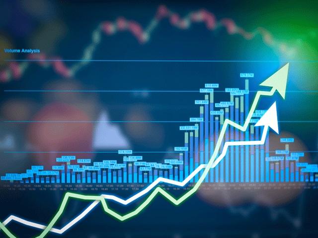 stock rise