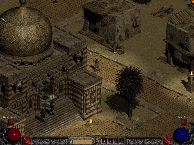 65898 01 diablo 2 remaster ai upscaling looks devilishly good full