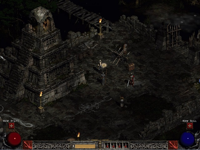 65898 03 diablo 2 remaster ai upscaling looks devilishly good full