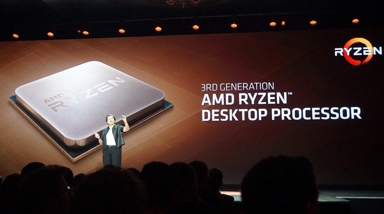 AMD Ryzen 3rd Gen