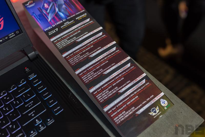 ASUS ROG Strix G531 G731 Hero III Preview 1