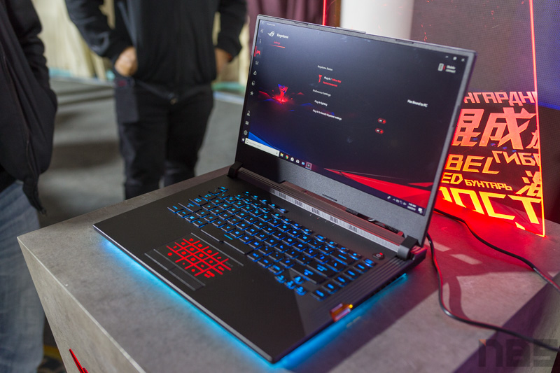 ASUS ROG Strix G531 G731 Hero III Preview 47