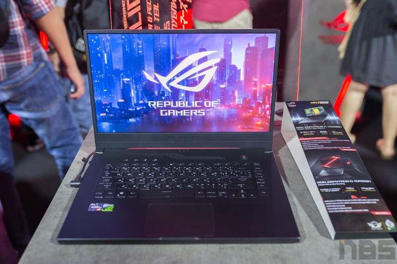 ASUS ROG Zephyrus G GA502 Preview 1