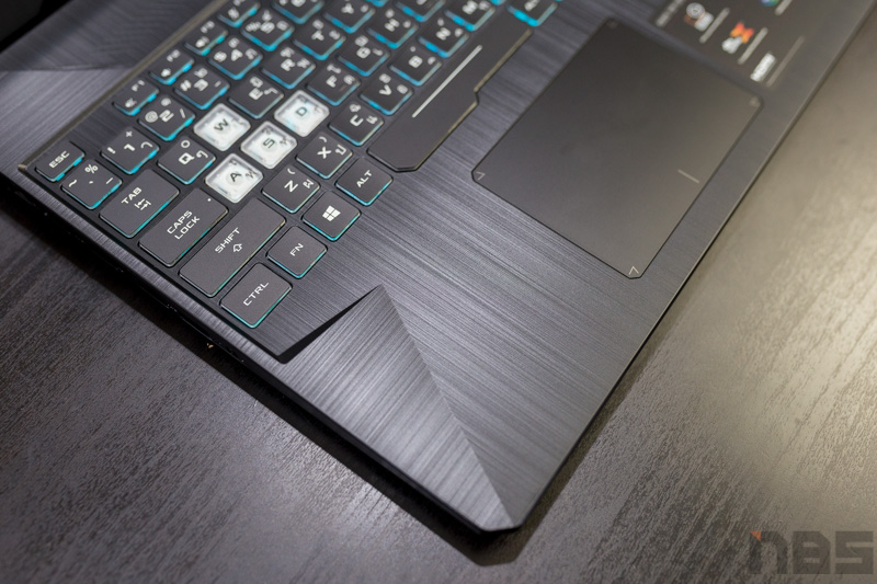 ASUS TUF FX505DT NBS Review 16