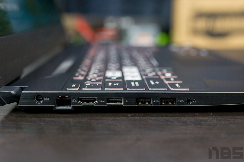 ASUS TUF FX505DT NBS Review 52
