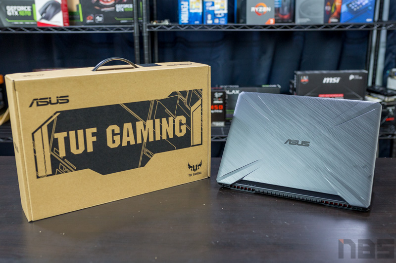 ASUS TUF FX505DT NBS Review 69