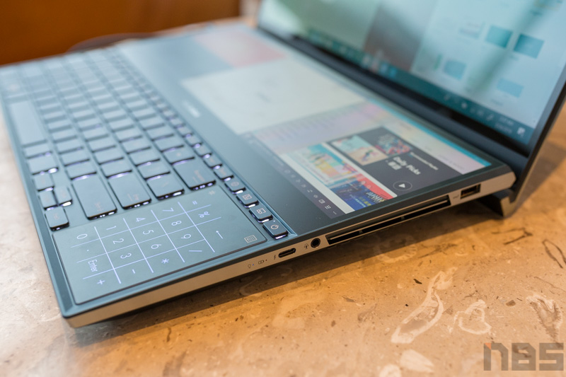 ASUS ZenBook Pro Duo Preview 19