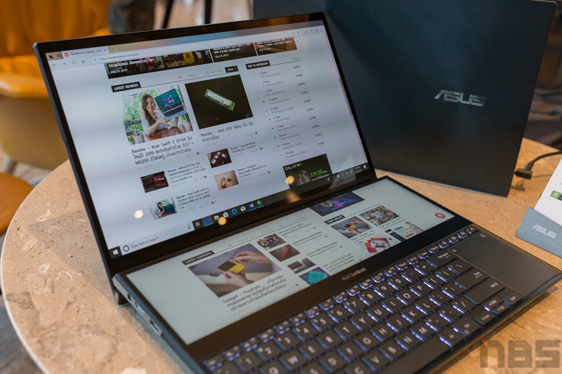 ASUS ZenBook Pro Duo Preview 33