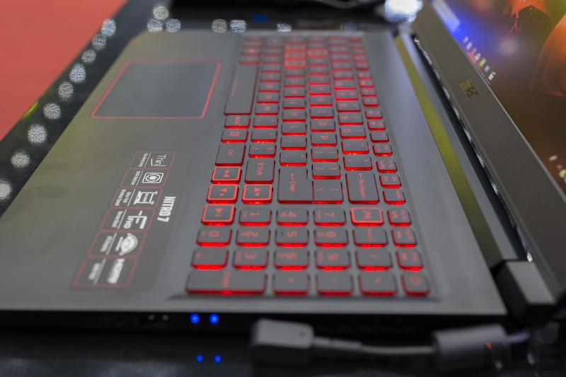 Acer Nitro 7 Preview NBS 10