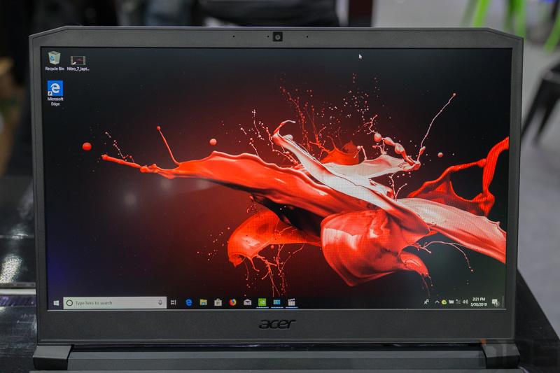Acer Nitro 7 Preview NBS 2