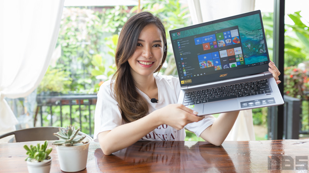 Acer Swift 3 SF314 2019 top 1