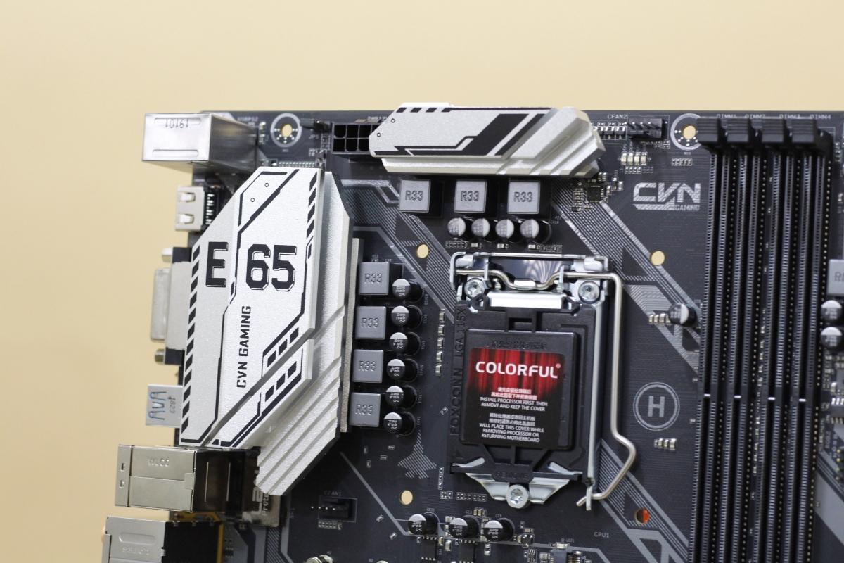 COLORFUL CVN B365M GAMING PRO V20 13