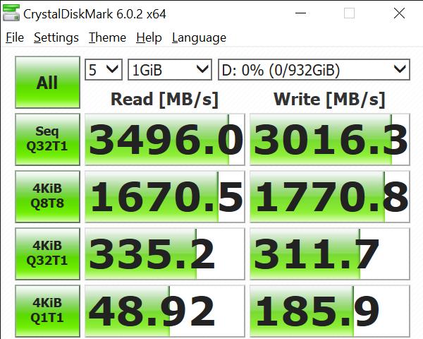 CrystalDiskMark 6.0.2 x64 5 14 2019 3 37 14 PM