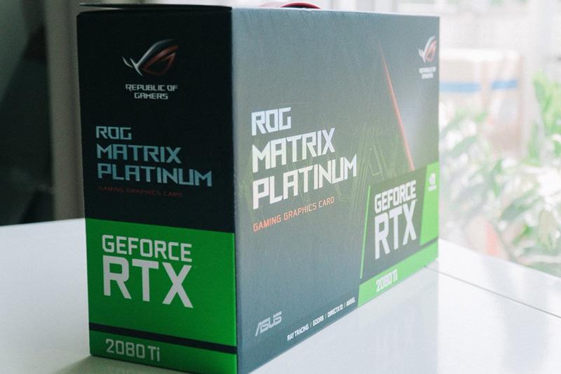 RTX 2080 Ti Platinum