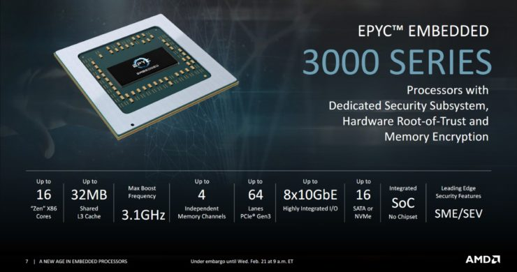 Epyc Stats