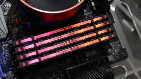 HyperX DDR4 predator 2