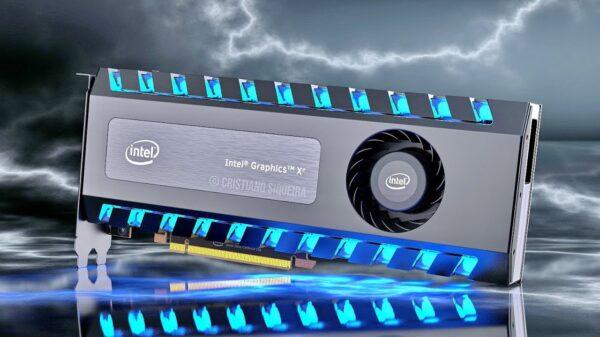 Intel Xe GPU 600 01