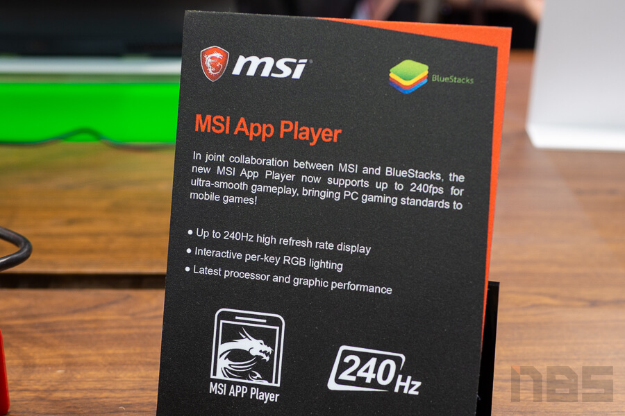 MSI Booth Computex 2019 NotebookSPEC 45