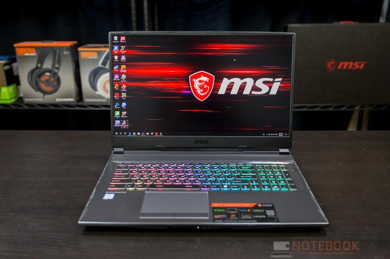 MSI GP75 8SD Review 28