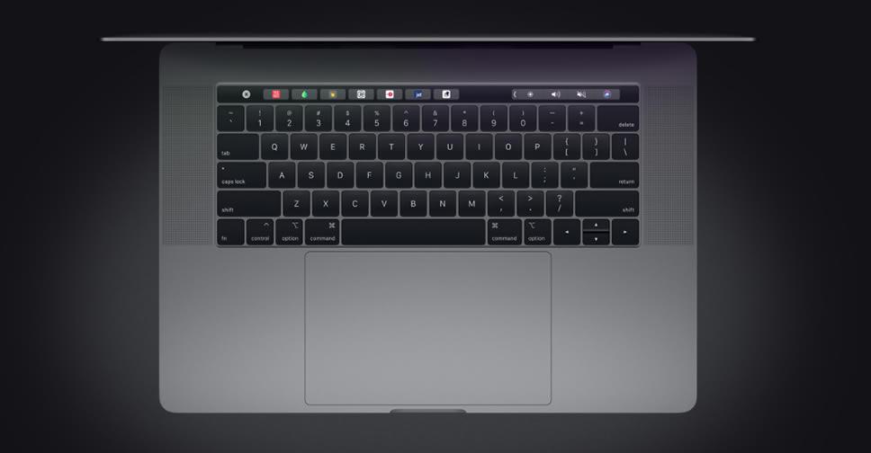 MacBook Pro 2018 Keyboard